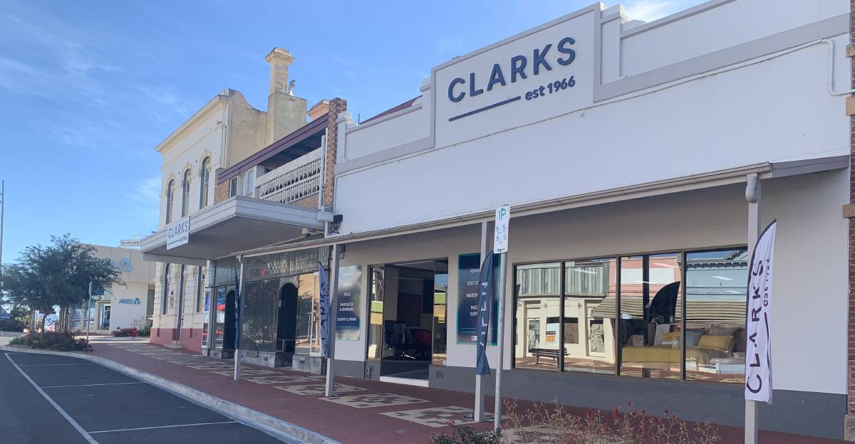 OPEN: Retailers in Stawell are expecting a busy Easter weekend with thousands of people expected to visit the town. Picture: TALLIS MILES