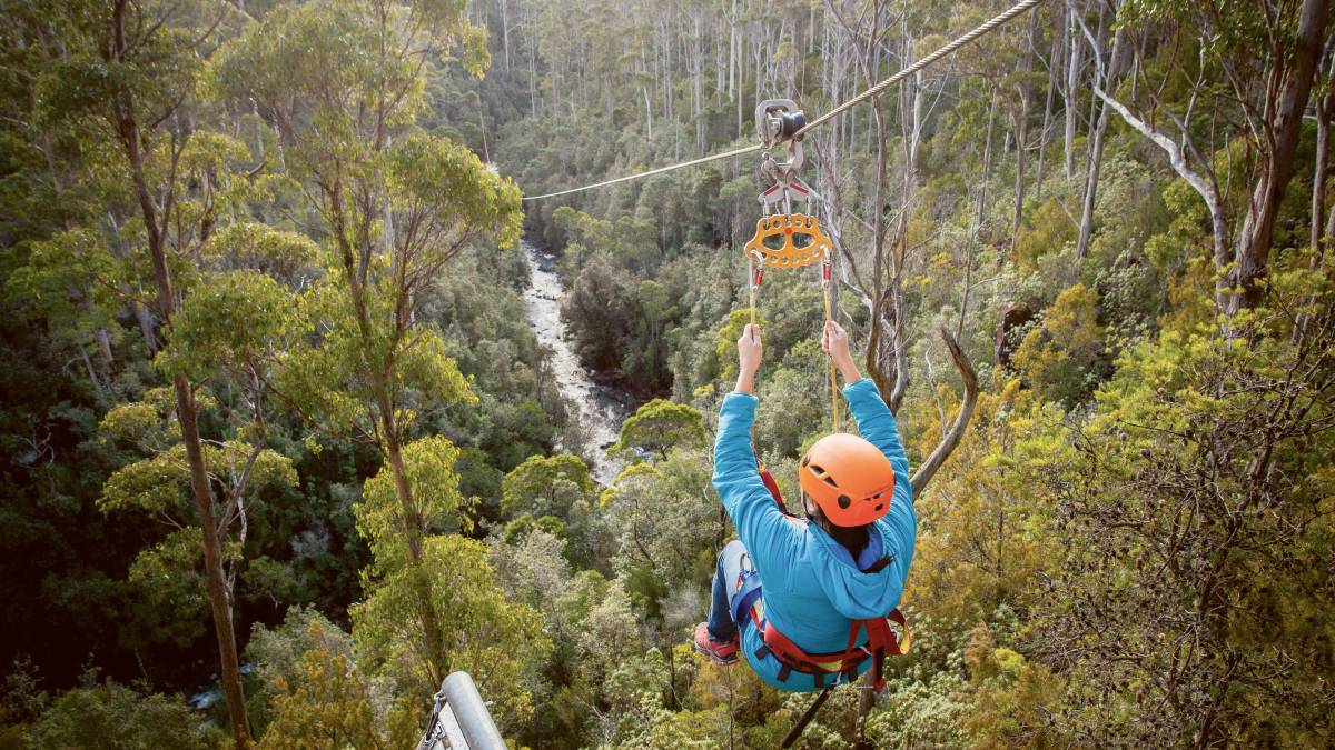 Thrill-seekers, put this on your adventure list