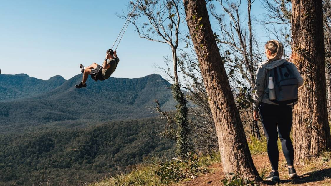 Get back to nature in the Scenic Rim region of Queensland.