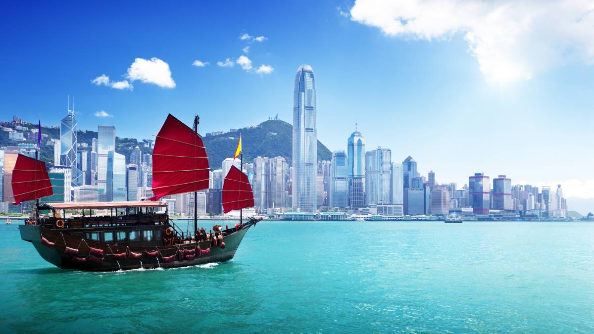 Hong Kong is an explorer's dream and a food-lover's paradise. Picture: Shutterstock