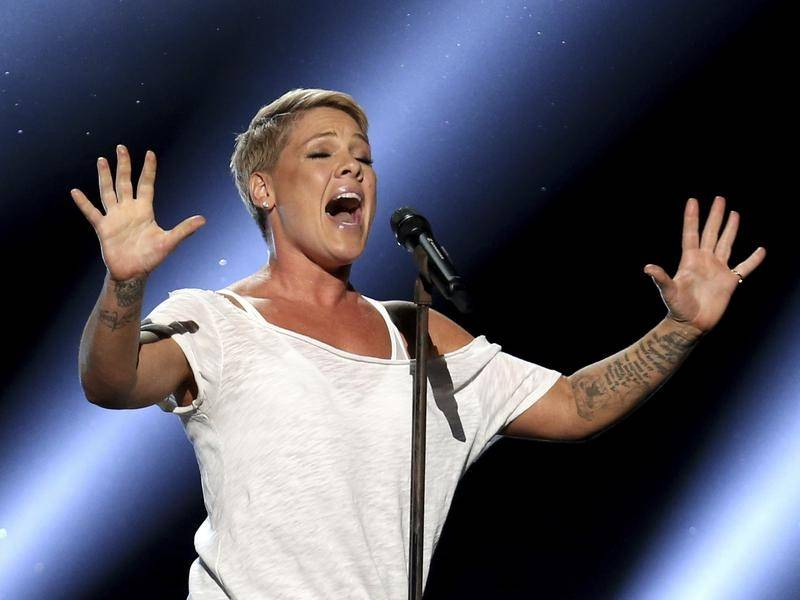 American singer Pink revealed she has recovered after testing positive to COVID-19.
