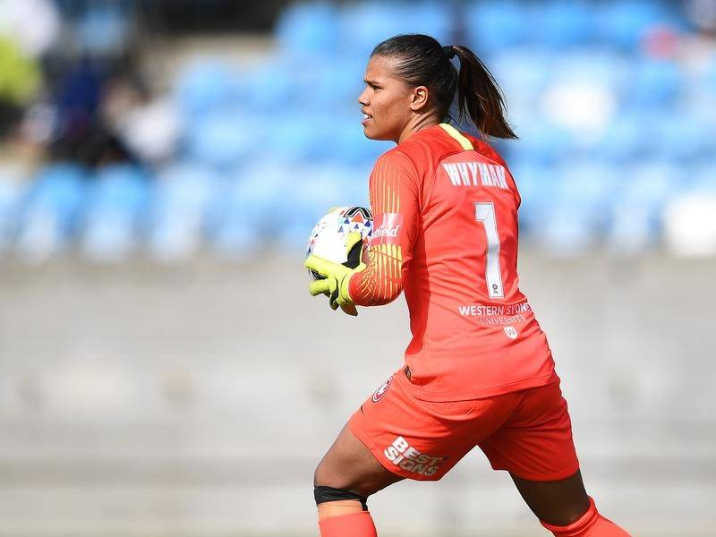 New Sydney FC goalkeeper Jada Whyman has welcomed the W-League's double-headers with the A-League.